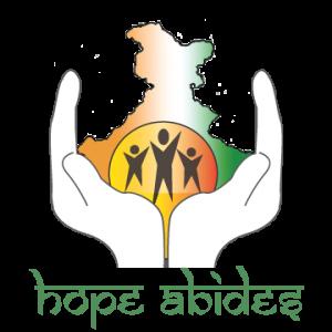 Hope Abides Logo