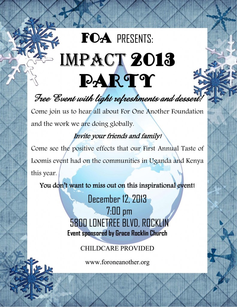 Foa impact 2013 party_a